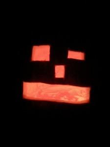 Kaden's Pumpkin